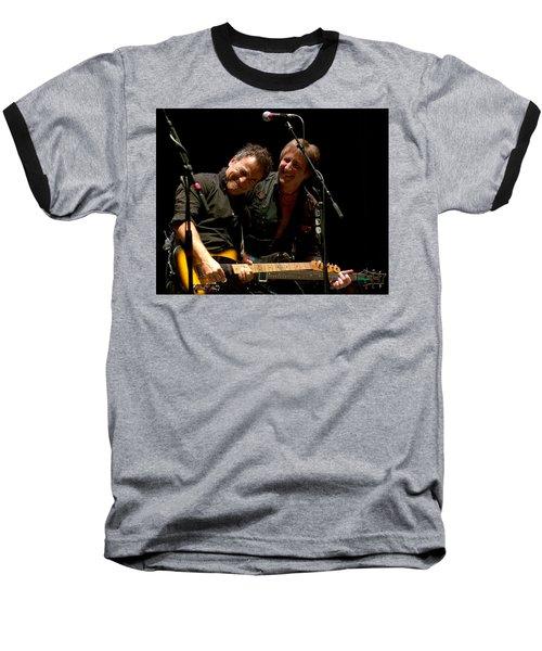 Bruce Springsteen And Danny Gochnour Baseball T-Shirt