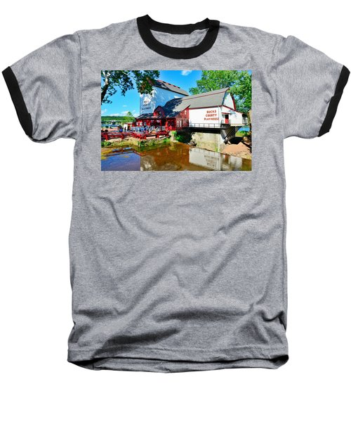 Bucks County Playhouse Baseball T-Shirt