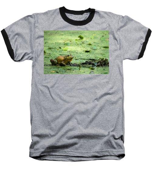Bull Frog Baseball T-Shirt