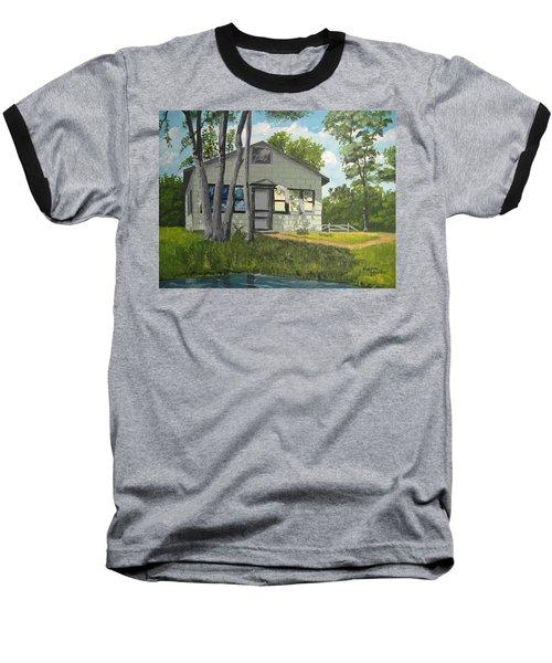 Cabin Up North Baseball T-Shirt