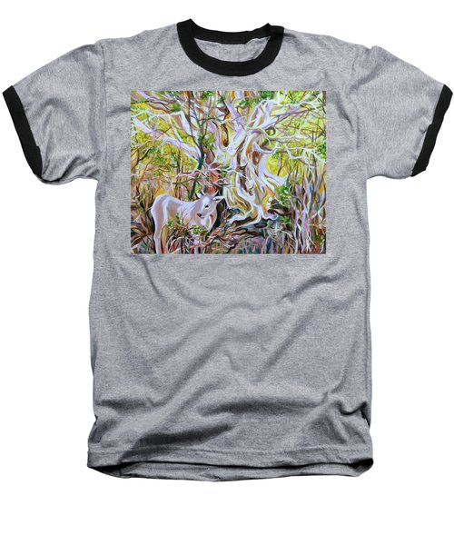 Cactus-tree Baseball T-Shirt
