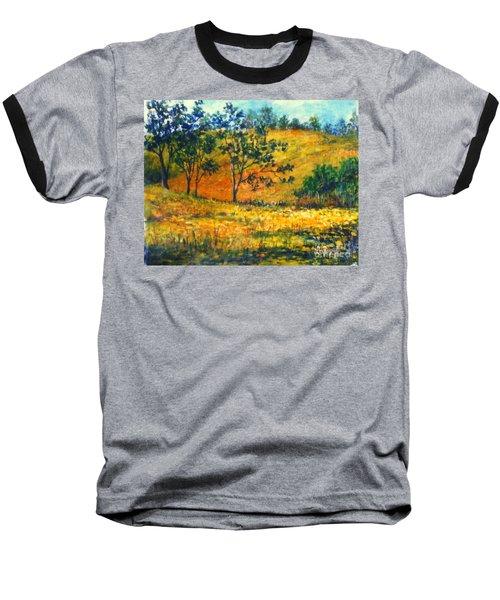 California  Fields Baseball T-Shirt