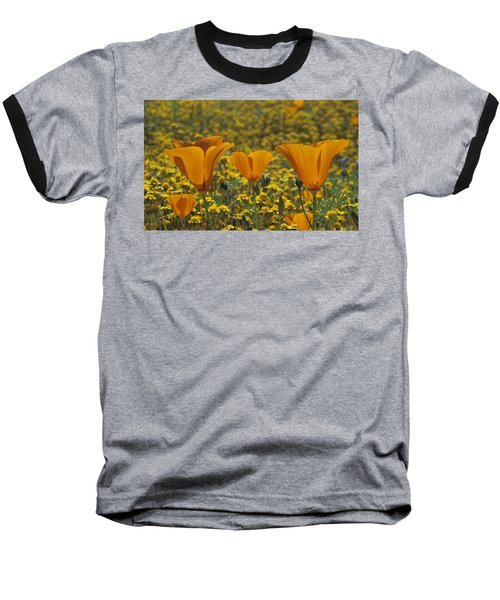 California Gold Baseball T-Shirt