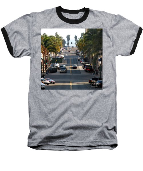 California Street Baseball T-Shirt
