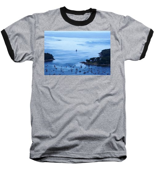 Camden Harbor Baseball T-Shirt by Joe Faherty