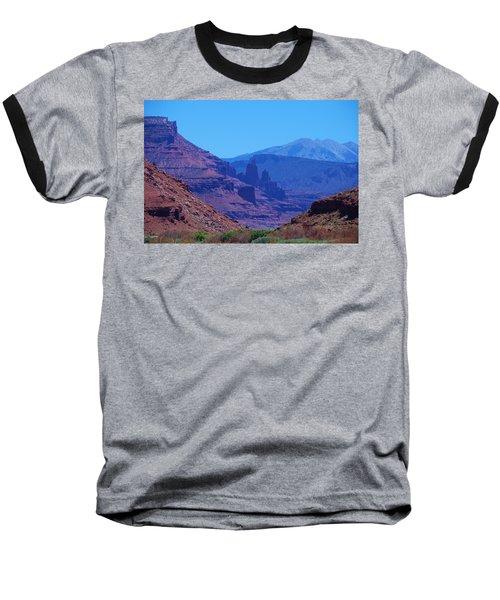 Canyon Colors Baseball T-Shirt