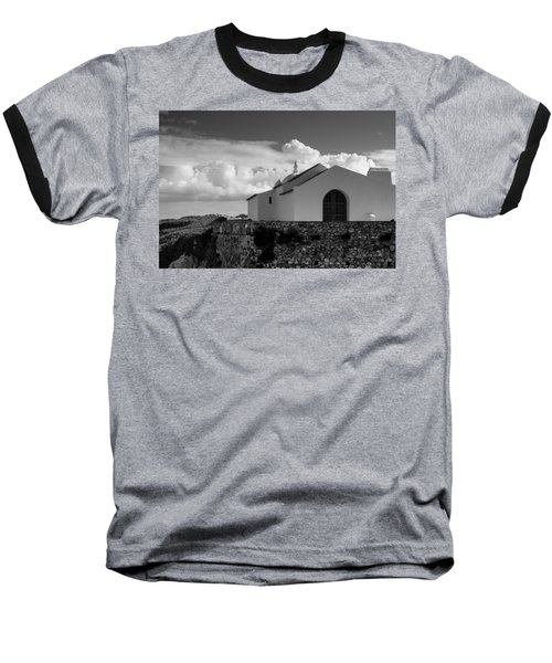 Capela Do Baleal Baseball T-Shirt