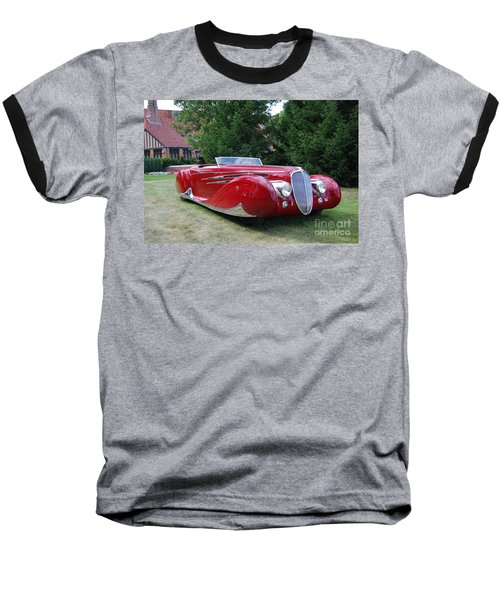Car At Meadowbrook Baseball T-Shirt