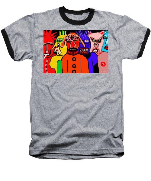 Carnavale 5a Baseball T-Shirt