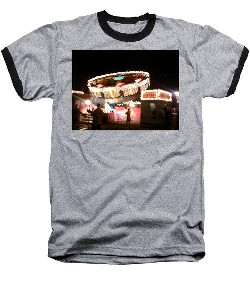 Baseball T-Shirt featuring the photograph Carnival by Clara Sue Beym