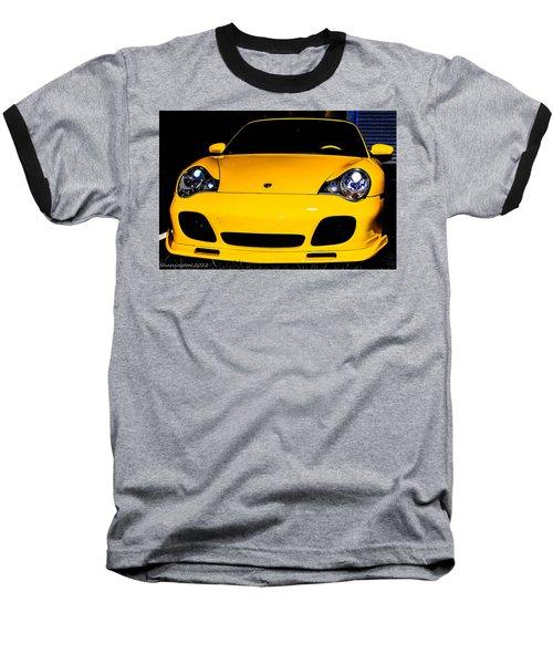 Carrera 4s Baseball T-Shirt