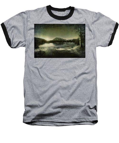 Cascade Pond Banff Baseball T-Shirt