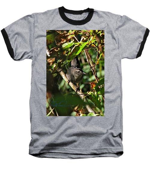 Catbird Baseball T-Shirt
