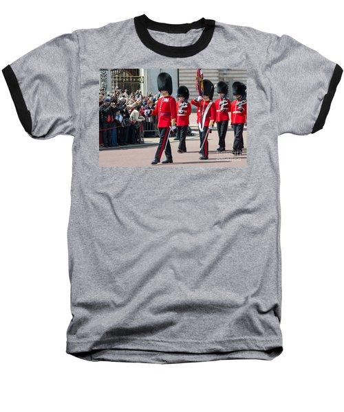 Changing Of The Guard At Buckingham Palace Baseball T-Shirt
