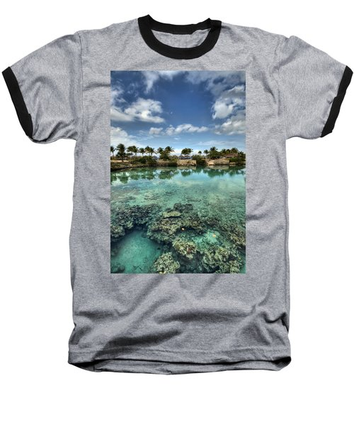 Chankanaab Lagoon Baseball T-Shirt