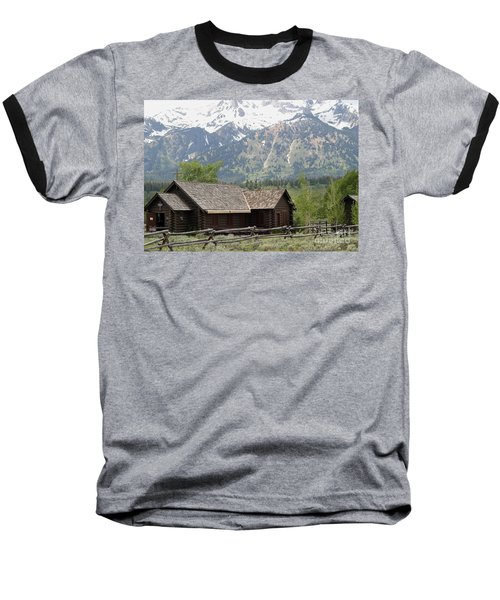 Chapel Of The Transfiguration Episcopal Baseball T-Shirt by Living Color Photography Lorraine Lynch
