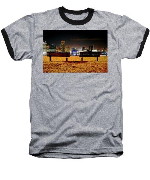 Charm City View Baseball T-Shirt