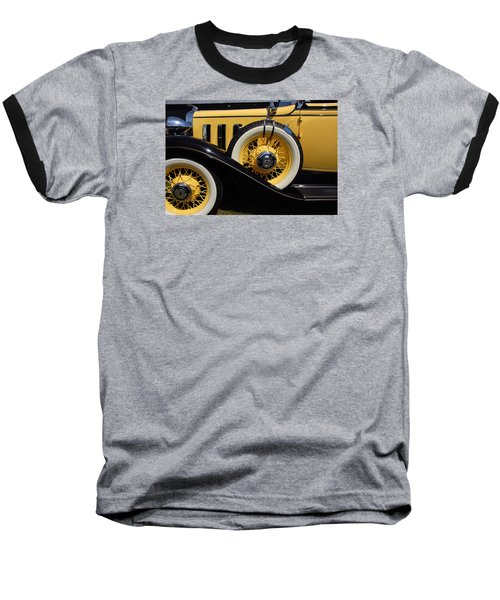 Baseball T-Shirt featuring the photograph Chevrolet 1932 by John Schneider