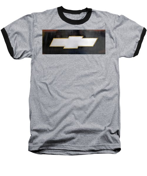 Chevy Bowtie Baseball T-Shirt