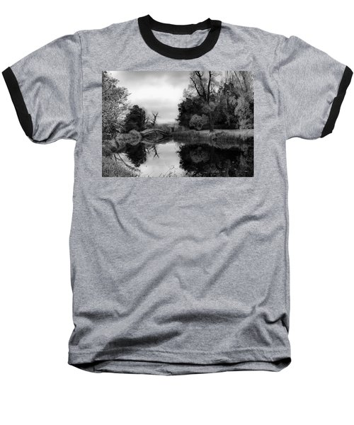 Chinese Bridge At Wrest Park Baseball T-Shirt