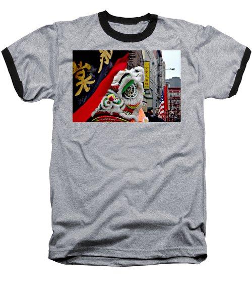 Chinese New Years Nyc  4704 Baseball T-Shirt