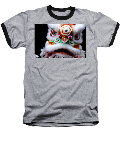 Chinese New Years Nyc 4705 Baseball T-Shirt
