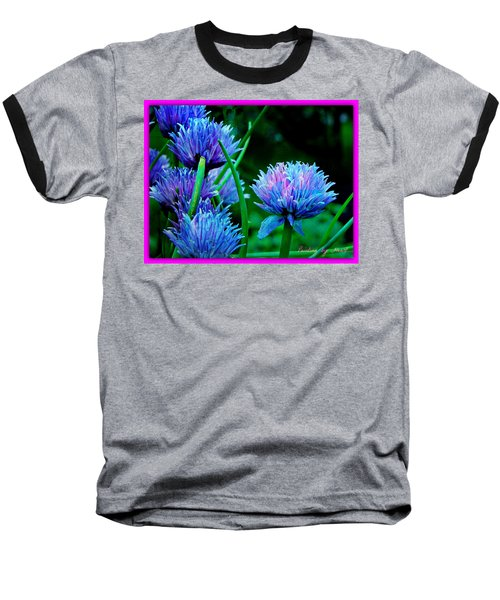 Chives For You Baseball T-Shirt