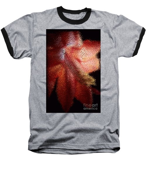Baseball T-Shirt featuring the photograph Christmas Cactus by Sharon Elliott