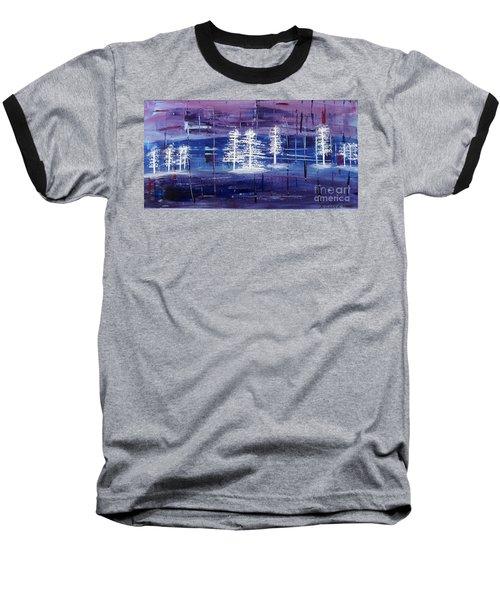 Christmas Card No.1 Baseball T-Shirt