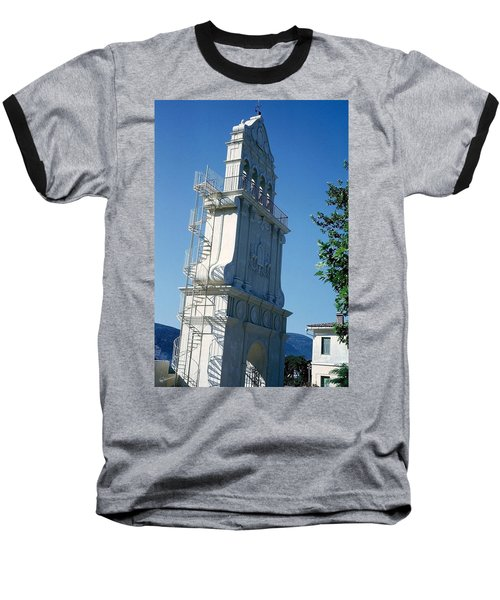 Church Bells Baseball T-Shirt