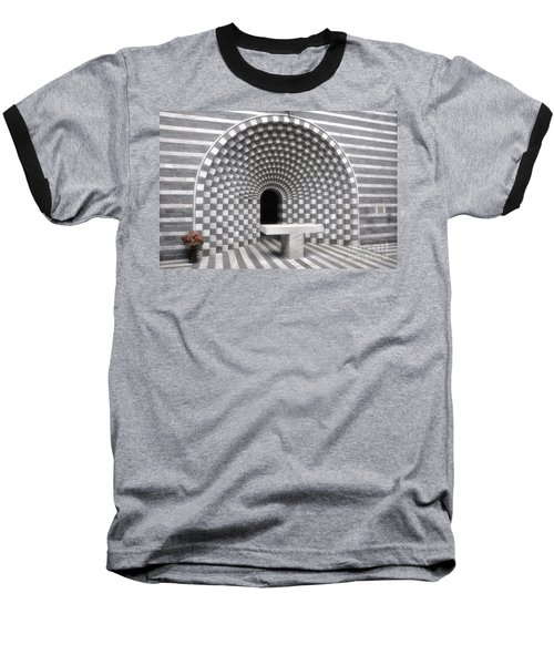 Church Chapel Baseball T-Shirt
