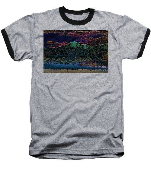 Civilization Baseball T-Shirt