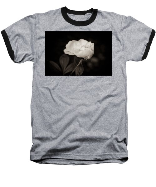Baseball T-Shirt featuring the photograph Classic Peony by Sara Frank