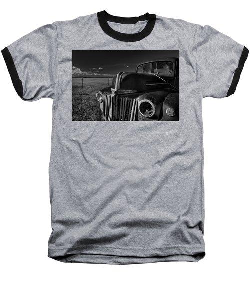 Classic Rust Baseball T-Shirt