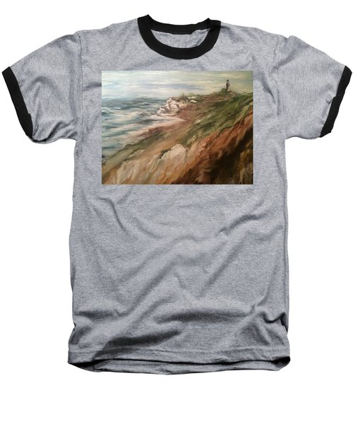 Cliff Side - Newport Baseball T-Shirt
