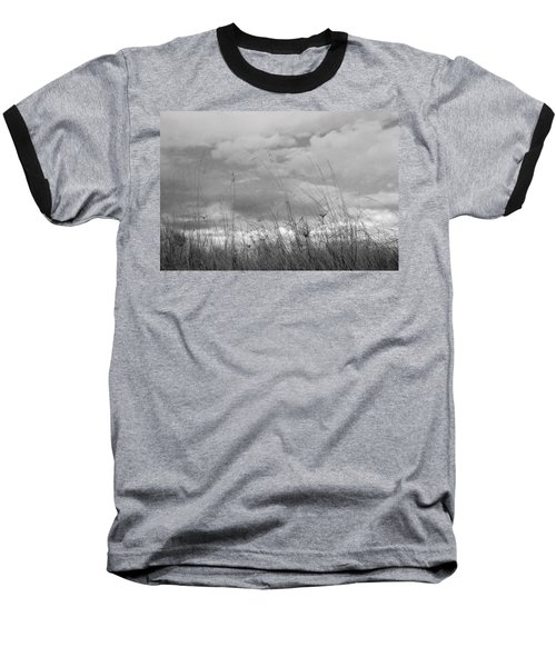 Baseball T-Shirt featuring the photograph Cloud Watching by Kathleen Grace