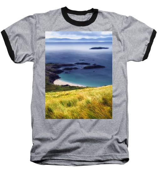 Coast Of Ireland Baseball T-Shirt