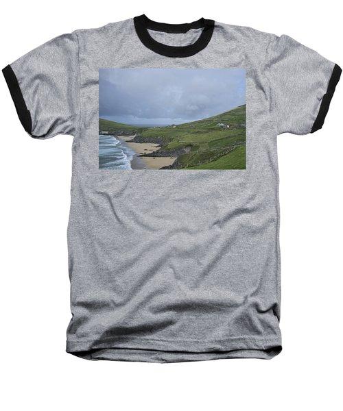 Baseball T-Shirt featuring the photograph Coastline  by Hugh Smith