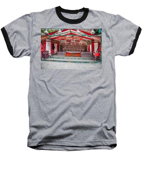 Coconut Shy Baseball T-Shirt