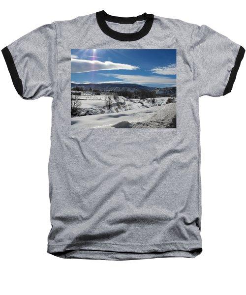 Cold Sun Baseball T-Shirt