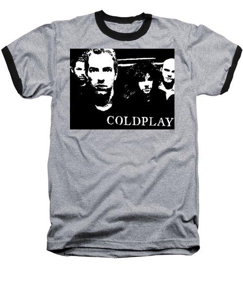 Coldplay Baseball T-Shirt