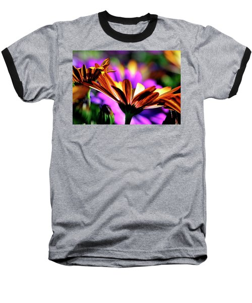 Color And Light Baseball T-Shirt