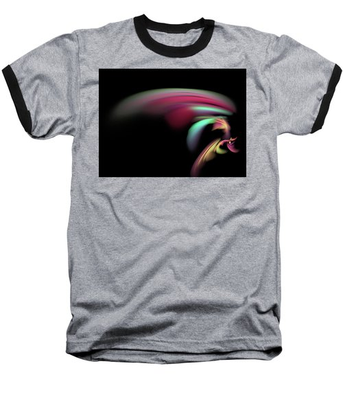 Colorful Flash Baseball T-Shirt