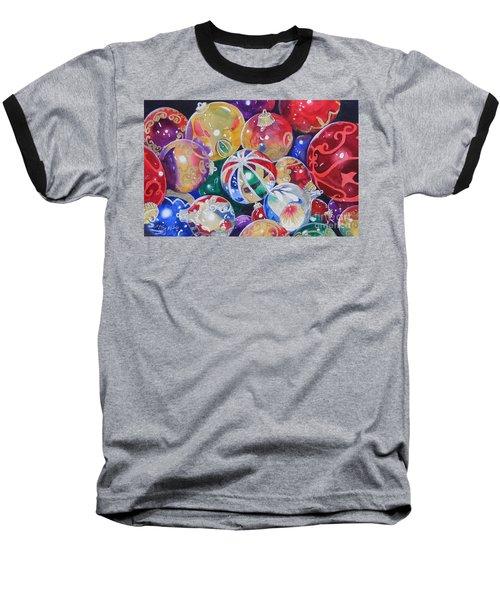 Colors Of Christmas ...sold  Baseball T-Shirt