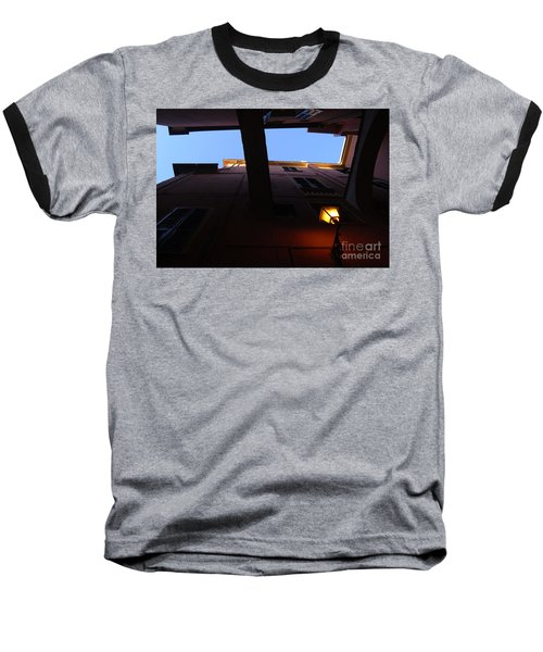Baseball T-Shirt featuring the photograph Colours Of Light II by Andy Prendy