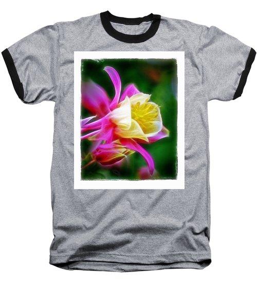 Baseball T-Shirt featuring the photograph Columbine by Judi Bagwell