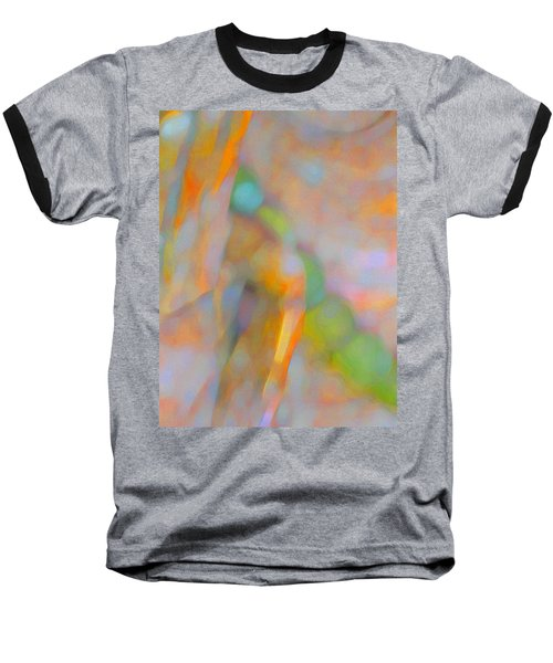 Baseball T-Shirt featuring the digital art Comfort by Richard Laeton