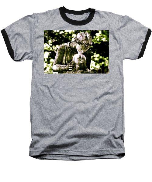 Comforted Baseball T-Shirt