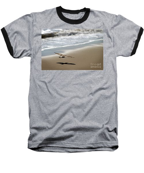 Coming In For Landing Baseball T-Shirt