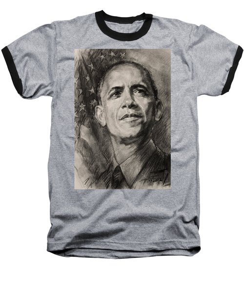 Commander-in-chief Baseball T-Shirt